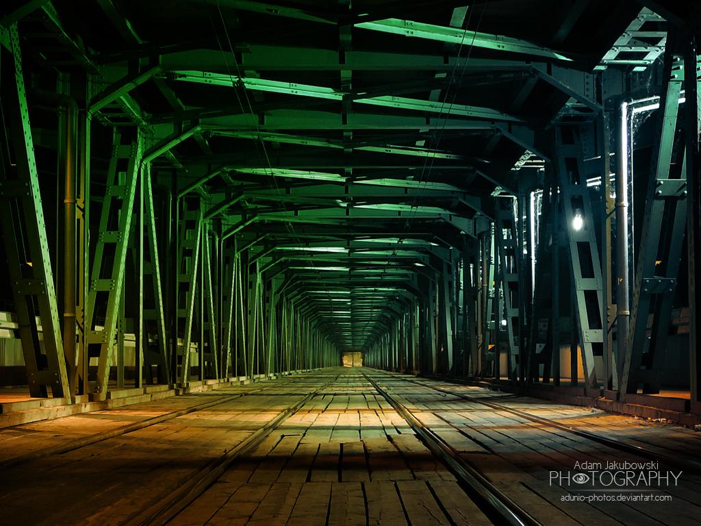 Gdanski Bridge 2 by adunio-photos