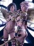 041 - Golden Angels Infantry Assault