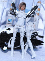 077 - Snowtrooper by uawa