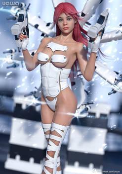 151 - Cybergal