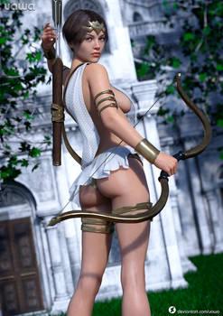 173 - The Archer by uawa