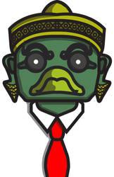 Garuda Businessman