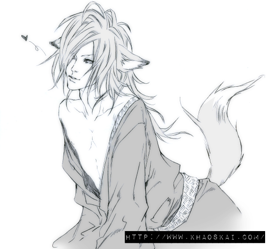 foxy by khaoskai