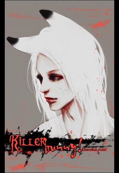 KillerBunny by khaoskai