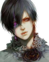 Ciel Phantomhive by khaoskai