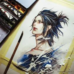 Yuhi Portrait