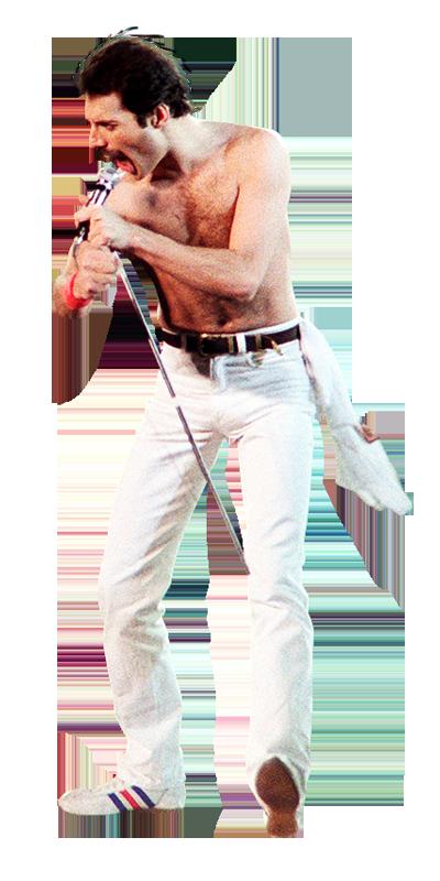 Freddie Mercury PNG by Rudakzmm on DeviantArt