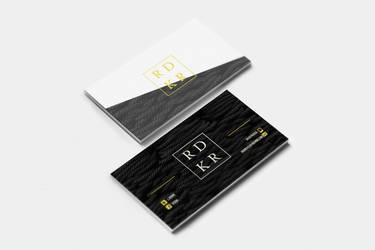 Stylist Presentation Card