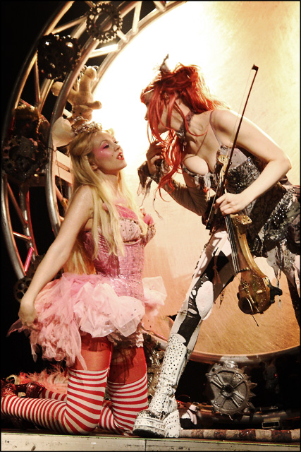 Emilie Autumn II. by RyuKiyhuri