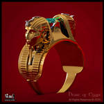 Heart of Egypt - 3Ds Max, Vray
