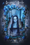 corpse Bride by EvyLeeArt