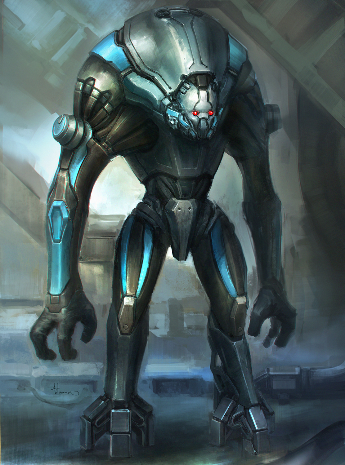 Security bot1 selenium by TsimmerS