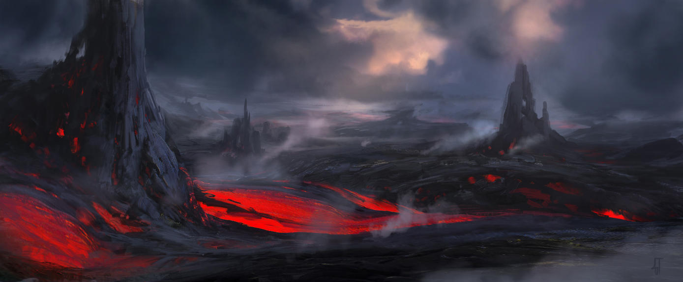 sketch lava by TsimmerS