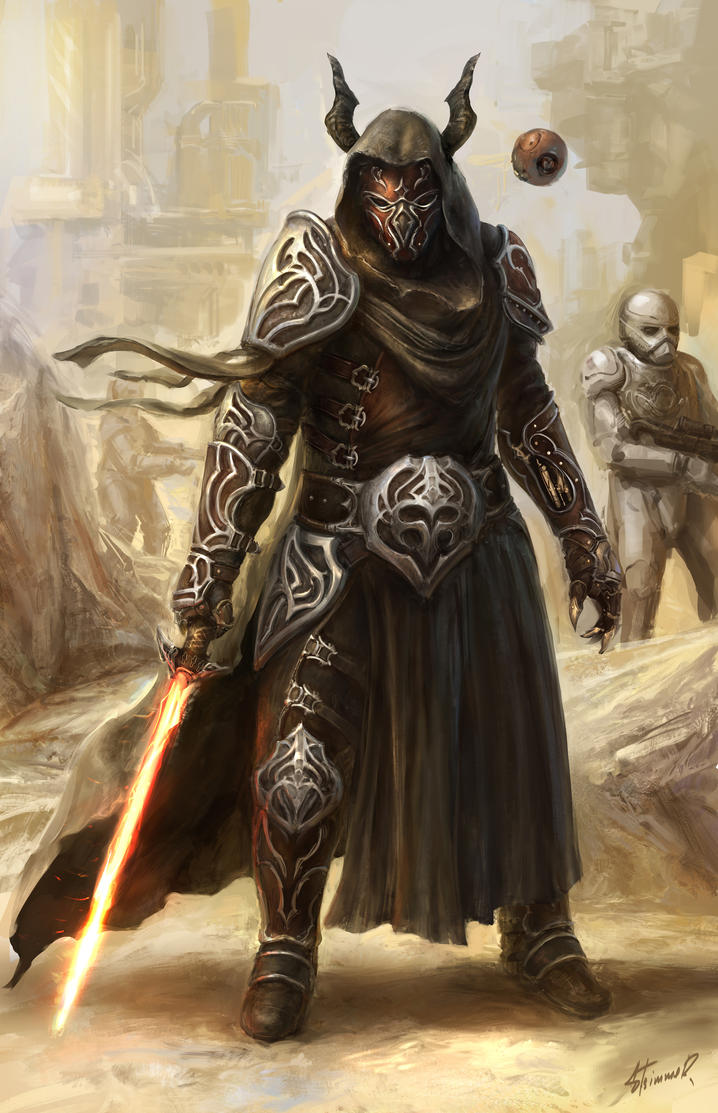 Dark Sith by TsimmerS