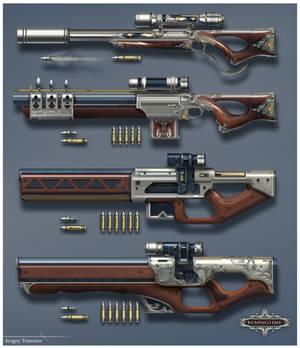 REMINGTIME Weapon