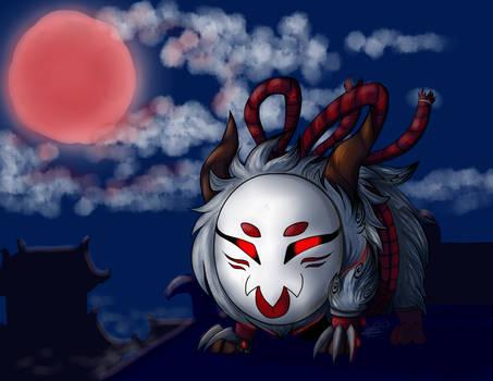 Poro contest: Bloody Moon
