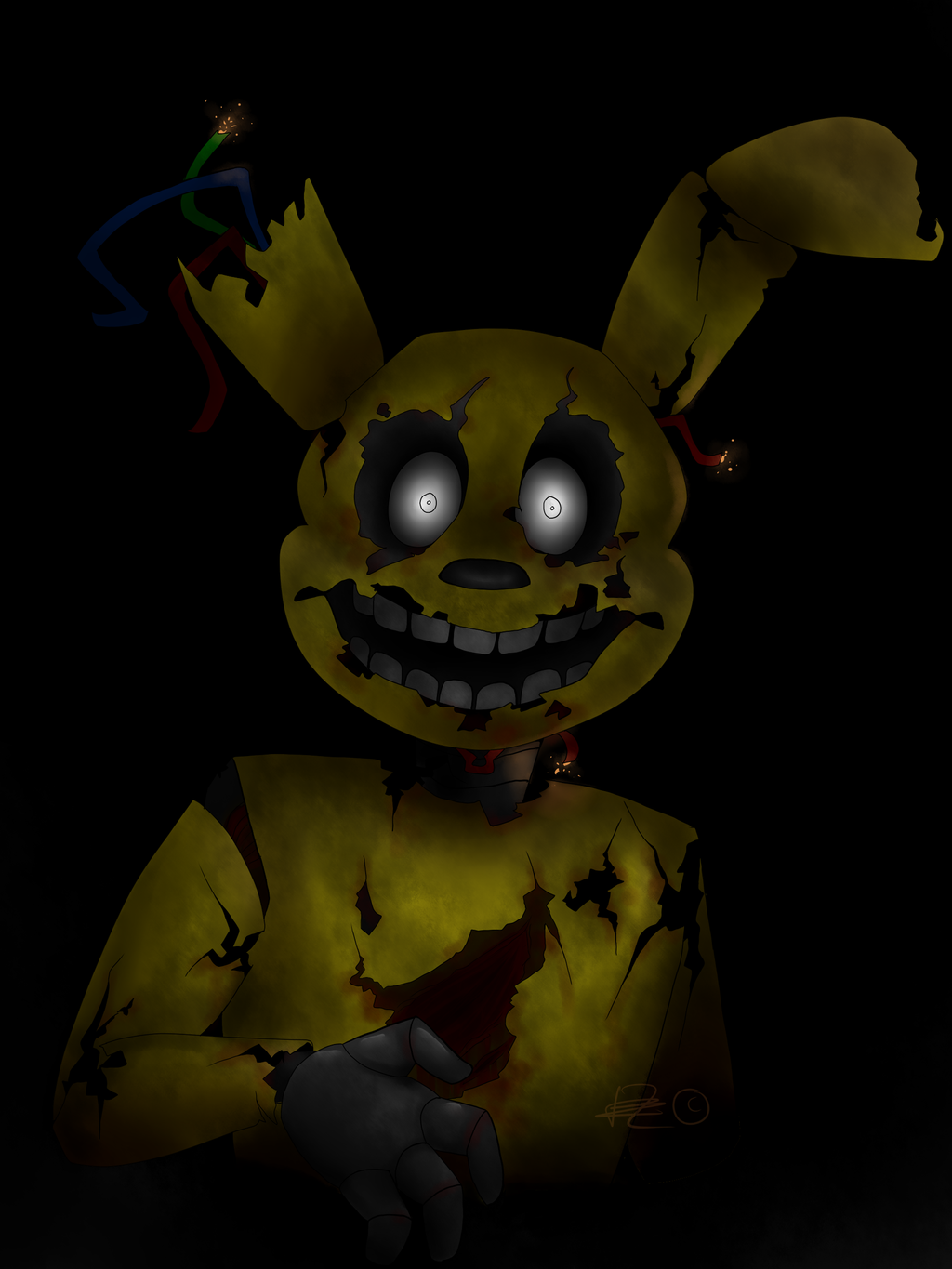 Spring trap by alextheshark on deviantart