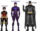 Dick Grayson's costumes