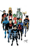 Young Justice comic #20