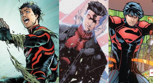 New 52 Superboy designs