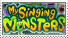 My Singing Monsters stamp by Stamp-Master