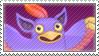 Tweedle stamp by Stamp-Master