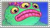 Fwog stamp by Stamp-Master