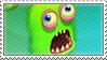 Furcorn stamp by Stamp-Master