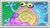 Pummel stamp by Stamp-Master