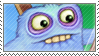 Bowgart stamp by Stamp-Master