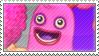 Pompom stamp by Stamp-Master