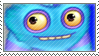 Scups stamp by Stamp-Master