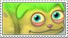 Reedling stamp by Stamp-Master