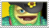 Shugabass stamp by Stamp-Master