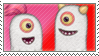 Schmoochle stamp by Stamp-Master