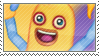 Hoola stamp by Stamp-Master
