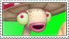 Fung Pray stamp by Stamp-Master