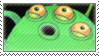Rare Spunge stamp by Stamp-Master