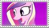 RQ:Princess Cadance stamp by Stamp-Master