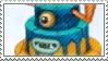 Ziggurab stamp by Stamp-Master