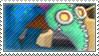 Poewk stamp by Stamp-Master