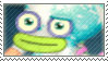 Screemu stamp by Stamp-Master
