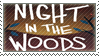 Night of the Woods stamp by Stamp-Master