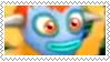 Galvana stamp by Stamp-Master