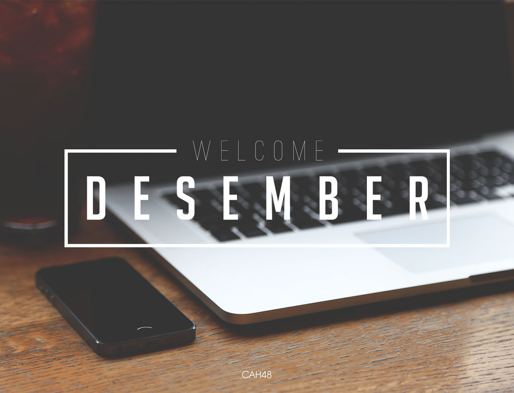 Gambar Welcome Desember 9