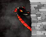 Yamiko's Pet Dragon