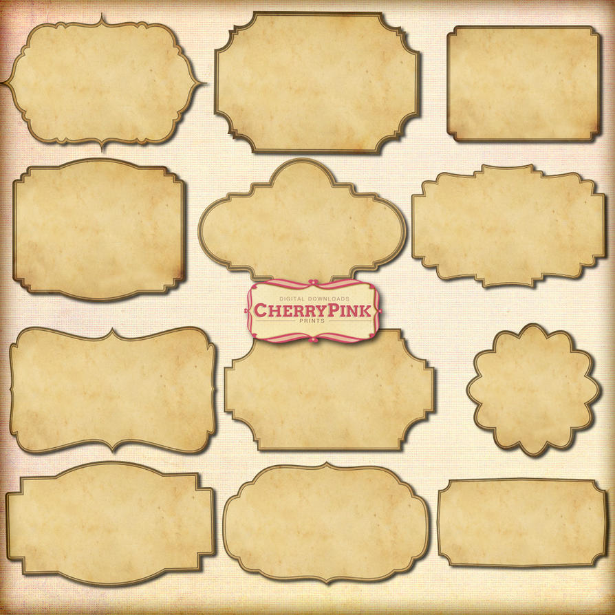 Displaying 20> Images For - Blank Apothecary Labels...