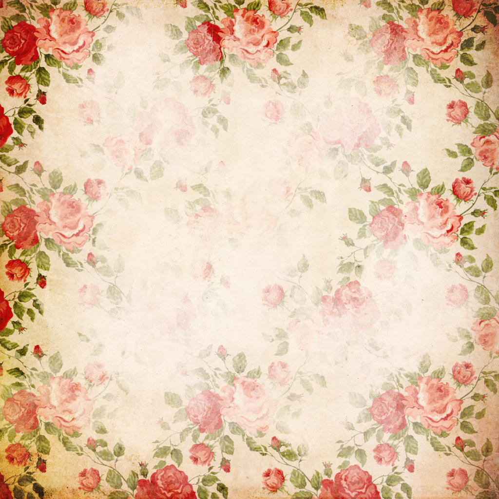 Flower scrapbook paper by miabumbag on deviantart for Paper design wallpaper