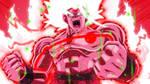 Omni Super Saiyan Goku, Kaioken x100