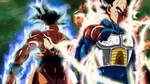 Ultra Instinct - Offence and Defence